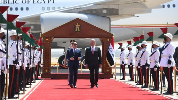 أهمية القمة الثلاثية بين مصر والعراق والأردن اليوم في بغداد
