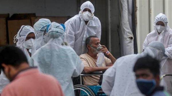 كورونا في الهند.. 44 ألف إصابة جديدة