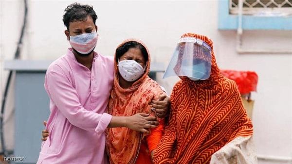 كورونا في الهند.. 45892 إصابة جديدة و817 وفاة