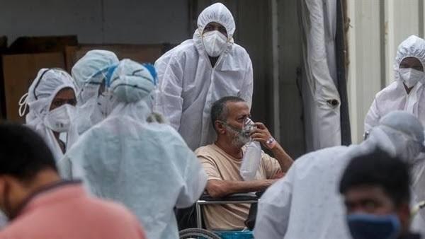 كورونا في الهند.. 37154 إصابة جديدة.. و724 وفاة
