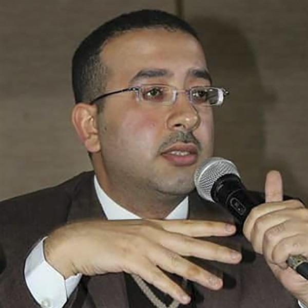 الباحث أحمد البهنسي