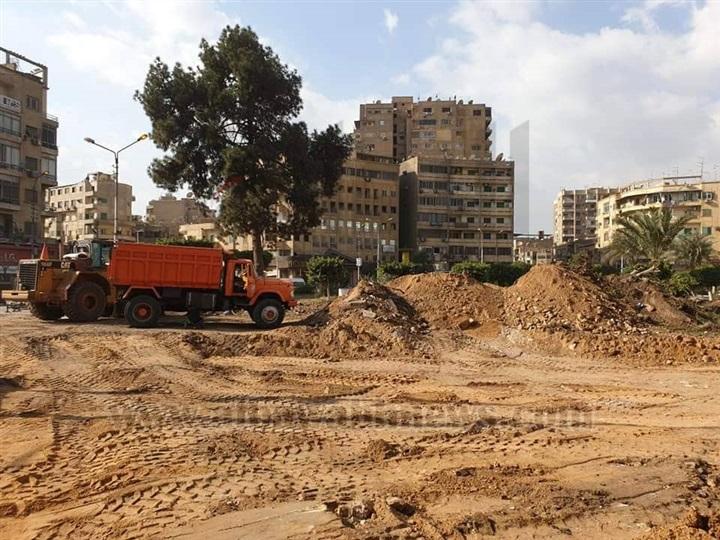 البوابة نيوز حيرة وغضب أهالي مصر الجديدة من قطع أشجار الشوارع